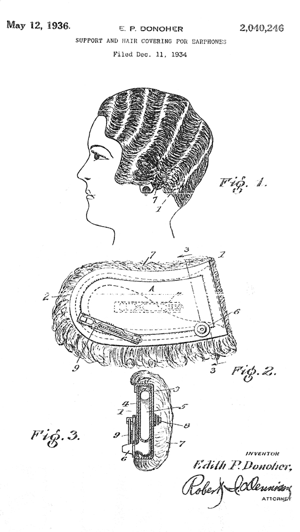 concealed hearing devices of the 20th century  part 4