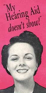 publicité Telex années 50