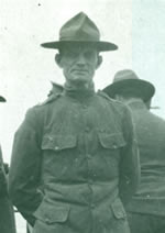 Major James D. Fife, 1917