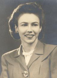 Louise Z. Reiss, ca. 1945 - ReissLZ_ca1945